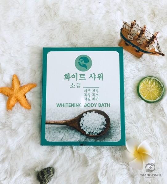 Set tắm 1 lần Hàn Quốc