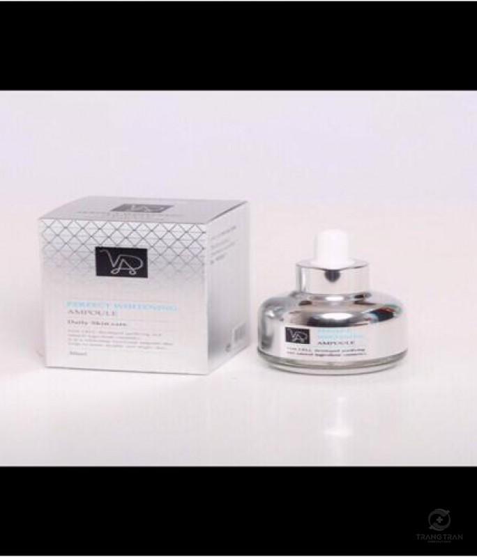 Huyết tương trắng da Perfect Whitening Ampoule VDA