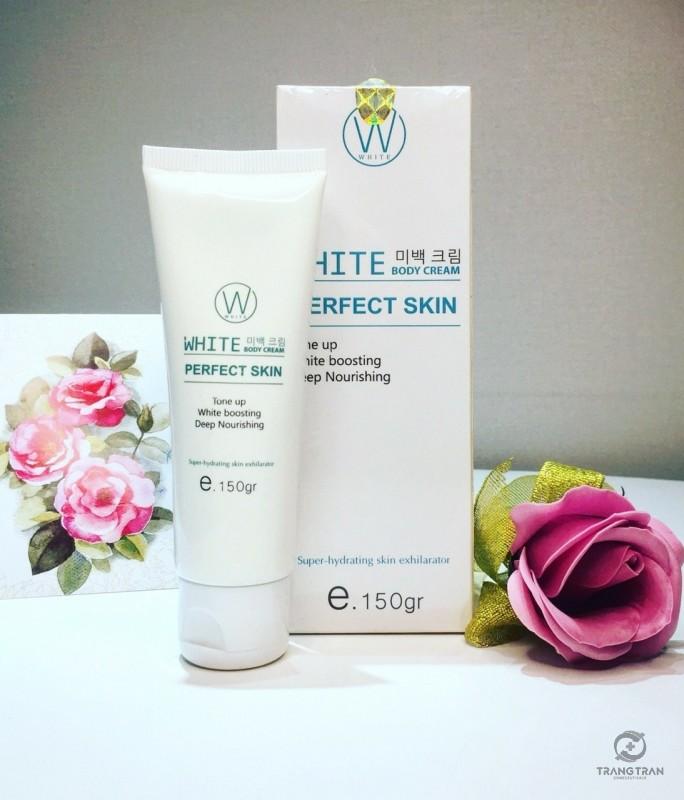 Kem dưỡng trắng body lotion White