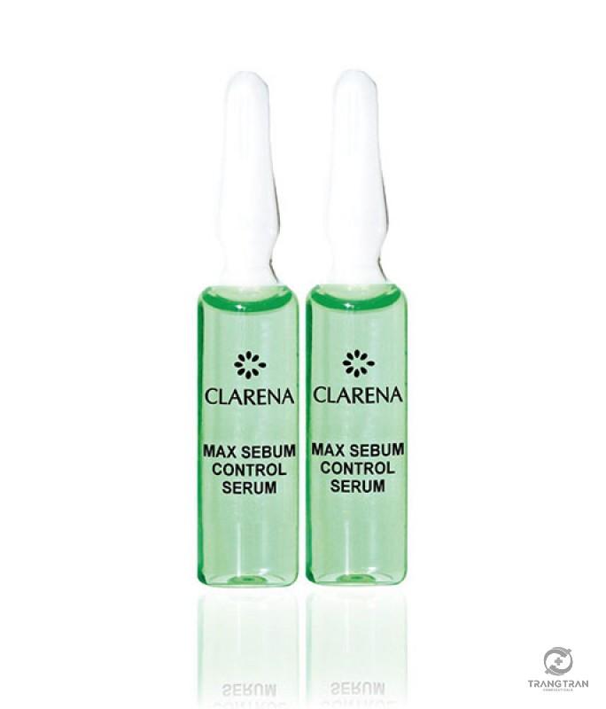 Kem đặc trị mụn viêm da (mụn viêm, mụn mủ, mụn bọc) Max Sebum Control Serum